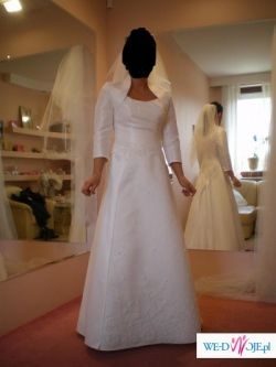 Sprzedam suknie ślubną firma Sposabella