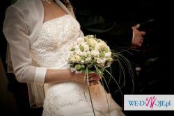 Sprzedam suknię ślubną firmy AGNES model 10215