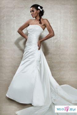 sprzedam suknie ślubną firmy Angel