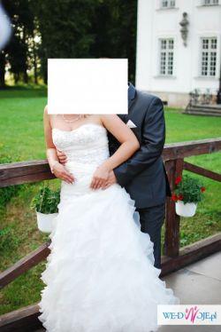 Sprzedam suknię ślubną firmy ANNAIS, model CARRERA (hiszpanka)