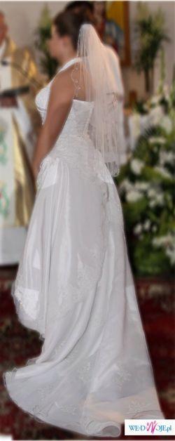 Sprzedam suknię ślubną firmy ANNAIS, model NANCY