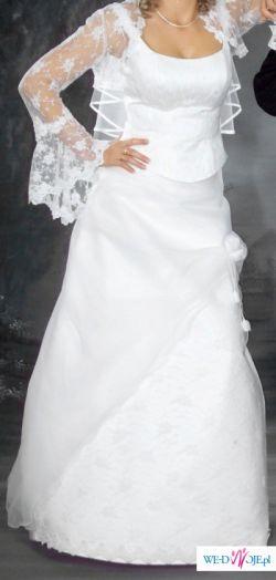 Sprzedam suknię ślubną firmy Classa, C 293