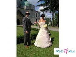 Sprzedam suknię ślubną firmy CYMBELINE