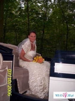 Sprzedam suknię ślubną firmy Cymbeline model Sirikit