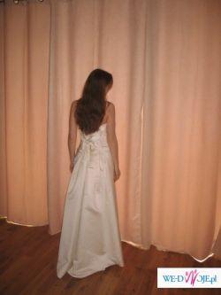 Sprzedam suknię ślubną firmy Cymberline, model Camille