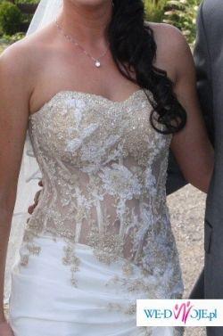 Sprzedam suknię ślubną firmy Emmi Mariage model Serenada