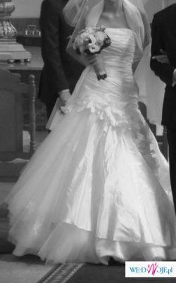 Sprzedam suknię ślubną- firmy Farage, model Malaga