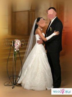 Sprzedam suknię ślubną firmy Gala model Wiki