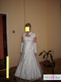 Sprzedam Suknie ślubną firmy GRACJA