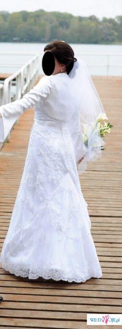 Sprzedam suknię ślubną firmy Herm's