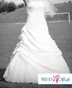 Sprzedam suknię ślubną firmy LA SPOSA