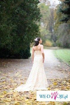 Sprzedam suknie ślubną firmy La Sposa, rozm. 38