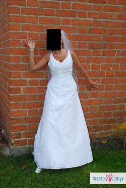 Sprzedam suknię ślubną firmy Margarett model Patricia