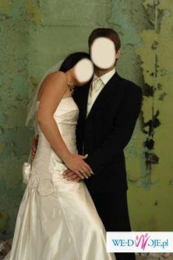 sprzedam suknię ślubną firmy Papilio
