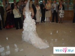 Sprzedam suknie ślubną firmy PRONUPTIA