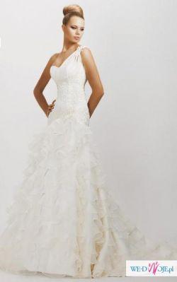 sprzedam suknię ślubną firmy Sposabella