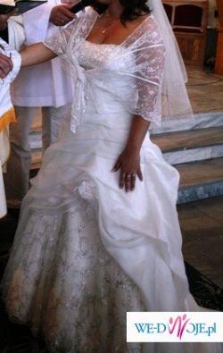 Sprzedam suknię ślubną firmy Susan Hooward