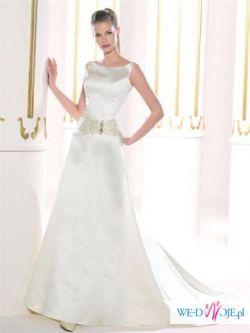 Sprzedam suknię ślubną firmy Villais