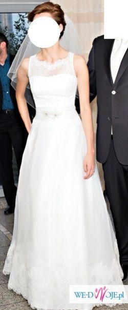 Sprzedam Suknię ślubną Flavia z kolekcji 2014 Amy Love