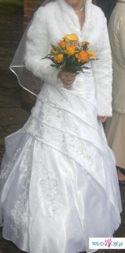 """Sprzedam suknię ślubną """"Fleur"""""""