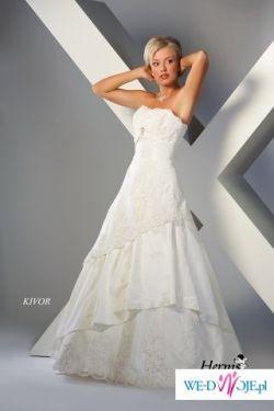 Sprzedam suknię ślubną formy Herms model Kivor
