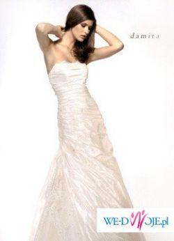 Sprzedam suknię ślubną - GALA DAMITA - OKAZJA!!!