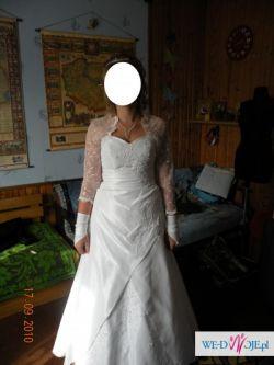 sprzedam suknię ślubną GALa s. WIKTORIA rozm 38-40