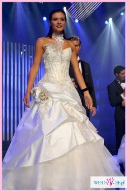 Sprzedam suknię ślubną Galaxy Farage