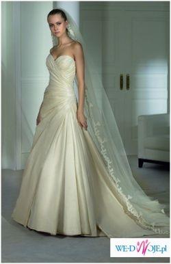 sprzedam suknię ślubną Harlem (Pronovias) rozm. 38