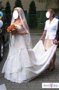 SPRZEDAM suknie ślubna HERM'S KIVOR