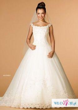 sprzedam suknię ślubną Herm's Masoria