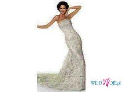 sprzedam suknię ślubną INDIA firmy PRONOVIAS