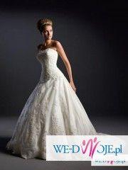 Sprzedam suknie ślubna Jastina Aleksandra