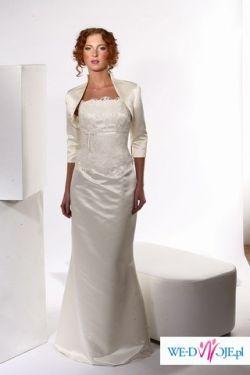 sprzedam suknie ślubną Julia Rosa 76