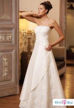 Sprzedam suknię ślubną Julia Rosa 87 kolekcji MYSTIQUE