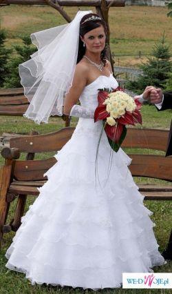 """sprzedam suknię ślubną """"Julietta"""" Ms Moda"""