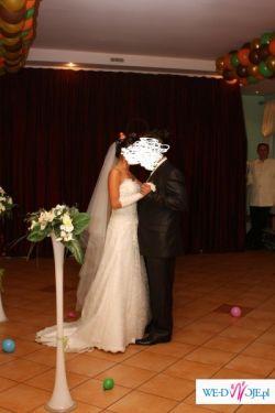 sprzedam suknię ślubna Justin Alexander 8348 r.38