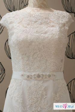 Sprzedam suknię ślubną Justin Alexander 8600 CENA DO NEGOCJACJI