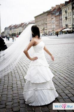 Sprzedam suknie ślubną Kalinda-salon Carmen