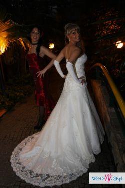 sprzedam suknie ślubną Katowice