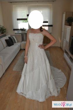 sprzedam suknię ślubną kivor herms