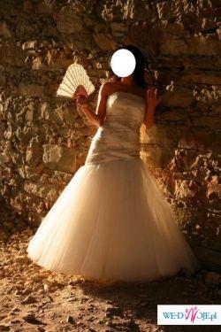 Sprzedam suknie ślubną (kol. Urszula Mateja)