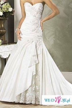 sprzedam suknie ślubna-kolekcja 2009