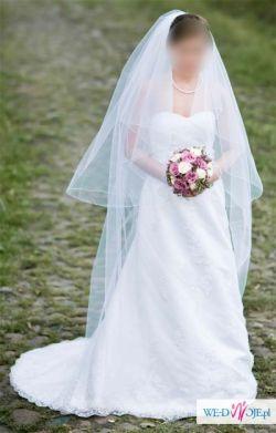 Sprzedam suknię ślubną kolekcja 2010
