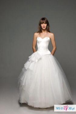 Sprzedam suknie ślubną kolekcja 2011 Cymbeline model Hester