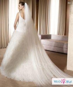 Sprzedam Suknię Ślubną Kolekcja Pronovias Salon La Sposa