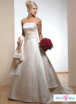 Sprzedam Suknię ślubną kolekcji Maggie Sottero roz.36 kolor ecri
