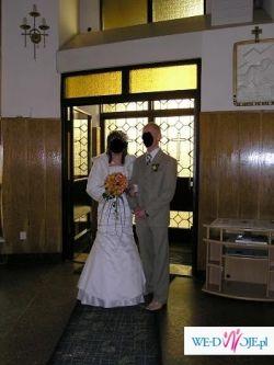 Sprzedam Suknie Ślubną kolor BIały
