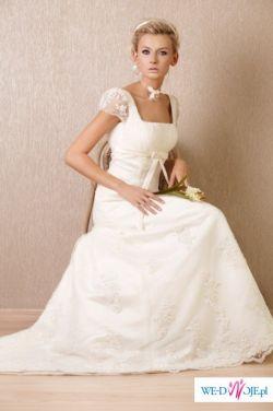 Sprzedam suknię ślubną Kristi z kolekcji AnnaisBridal 2008/2009.