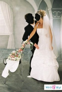 Sprzedam suknię ślubną kupiona w salonie Agnes!